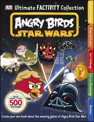 Angry Birds Star Warst Ultimate Factivity Collection by
