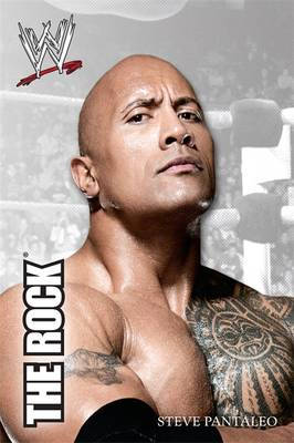 DK Reader Level 2: WWE The Rock by Steve Pantaleo
