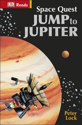 Space Quest Jump to Jupiter by Peter Lock