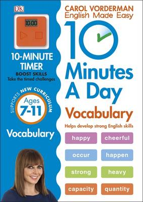10 Minutes a Day Vocabulary by Carol Vorderman