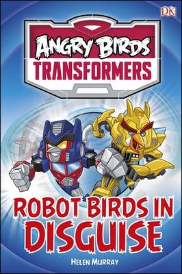 Angry Birds Transformers Robot Birds in Disguise by