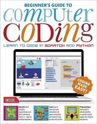 Beginner's Guide to Computer Coding Bookazine by Carol Vorderman