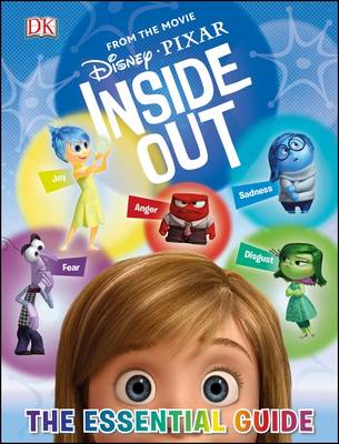 Disney Pixar the Inside Out Essential Guide by