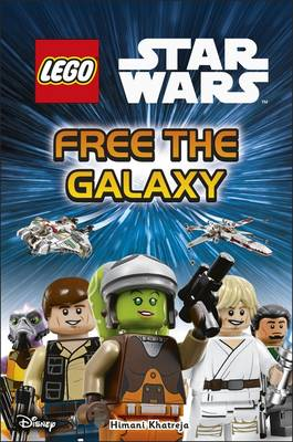 LEGO Star Wars Free the Galaxy by DK
