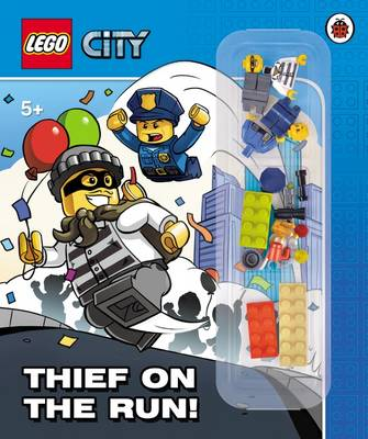 LEGO City: Thief on the Run Storybook by