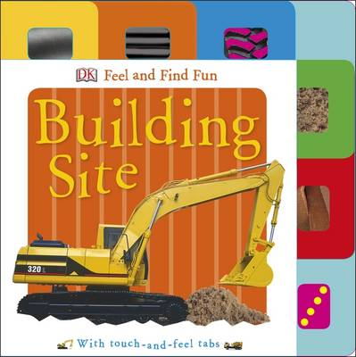 Feel and Find Fun Building Site by DK