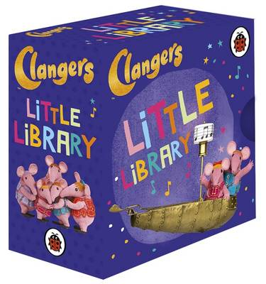 Clangers: Little Library by