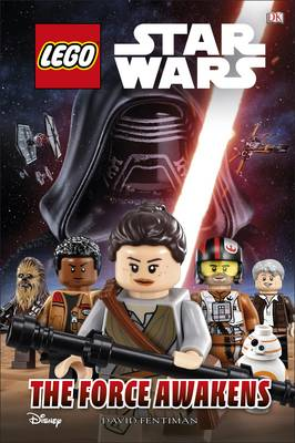 DK Reads LEGO Star Wars: The Force Awakens by David Fentiman