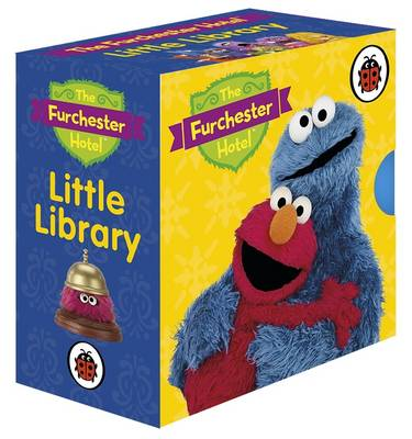 The Furchester Hotel: Little Library by