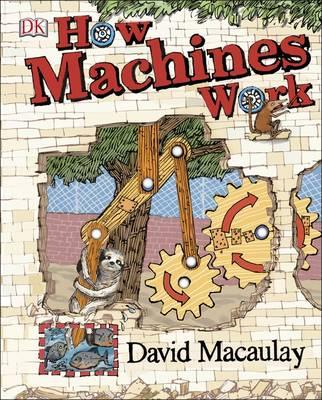 How Machines Work Zoo Break! by DK