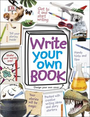 Write Your Own Book by DK