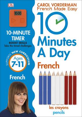 10 Minutes a Day French by Carol Vorderman