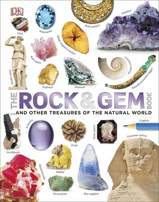 The Rock and Gem Book by Clive Gifford