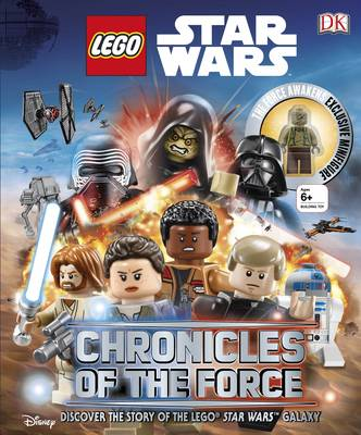 LEGO Star Wars Chronicles of the Force by DK