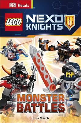 LEGO NEXO KNIGHTS: Monster Battles by DK