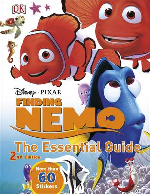 Disney Pixar Finding Nemo The Essential Guide by DK