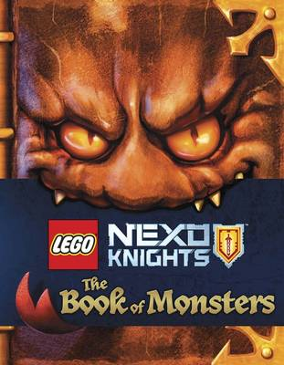 LEGO Nexo Knights: The Book of Monsters by
