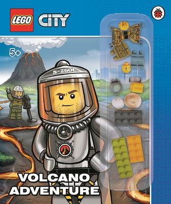 LEGO City Volcano Adventure by