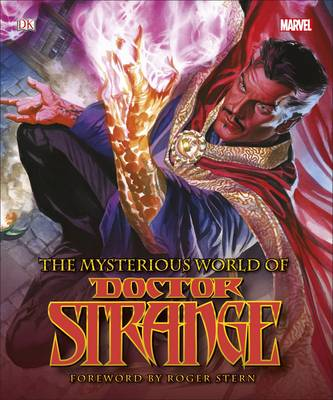 The Mysterious World of Doctor Strange by DK