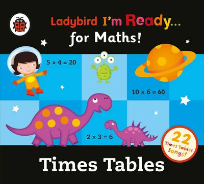 Ladybird Times Tables Audio Collection: I'm Ready for Maths by Isabel Adomakoh-Young