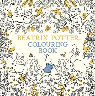 The Beatrix Potter Colouring Book by