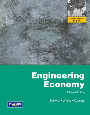 Engineering Economy with Companion Website Access Card MV by William G. Sullivan, Elin M. Wicks, C.Patrick Koelling
