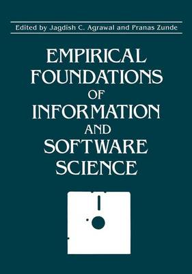 Impirical Foundations of Information and Software Science by Jagdish C. Agrawal