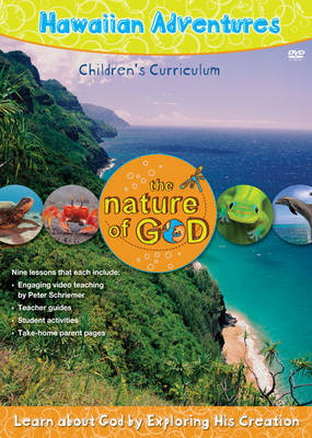 Hawaiian Adventures Learn About God by Exploring His Creation by Peter Schriemer