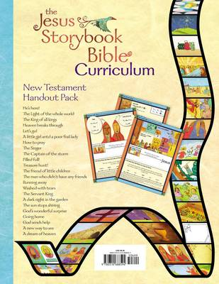 The Jesus Storybook Bible Curriculum Kit Handouts, New Testament by Sally Lloyd-Jones, Sam Shammas