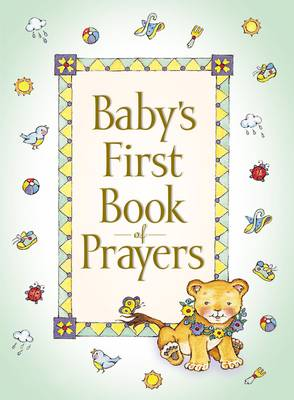 Baby's First Book of Prayers by Melody Carlson