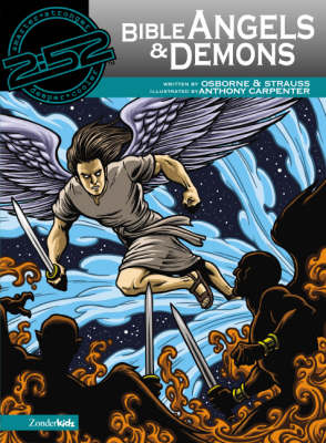 Bible Angels and Demons by Rick Osborne, Ed Strauss