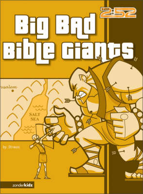 Big Bad Bible Giants by Ed Strauss