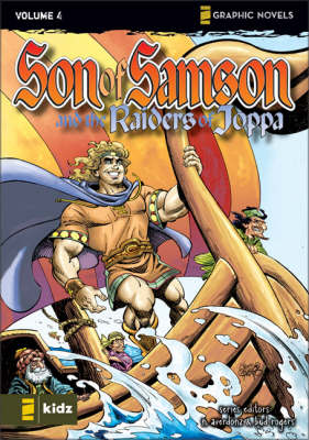Son of Samson Raiders of Joppa by Gary Martin, Sergio Cariello