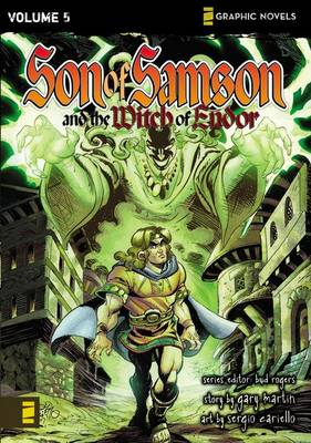 Son of Samson Witch of Endor by Gary Martin, Sergio Cariello