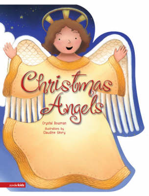 Christmas Angels by Crystal Bowman