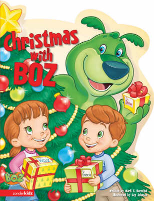 Christmas with Boz by Mark S. Bernthal, Exclaim Entertainment