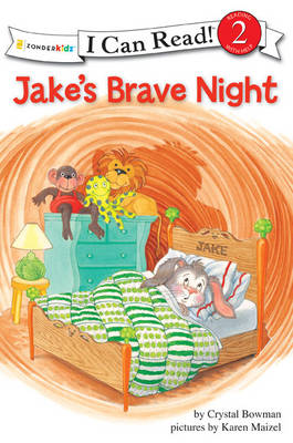 Jake's Brave Night Biblical Values by Crystal Bowman
