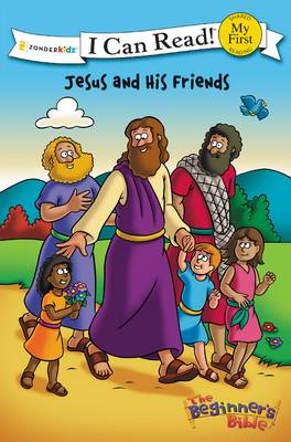 Jesus and His Friends by Kelly Pulley