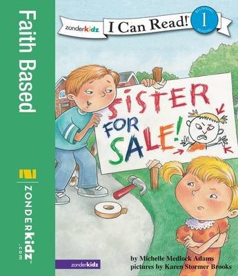 Sister for Sale Biblical Values by Michelle Medlock Adams