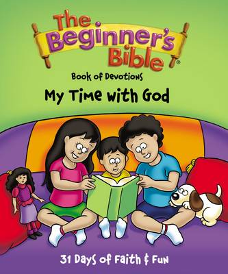 Beginner's Bible Book of Devotions - My Time with God by Kelly Pulley