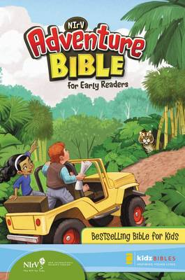 NIrV Adventure Bible for Early Readers 6-10 Years Olds by Mr Lawrence O Richards