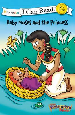 Baby Moses and the Princess by Mission City Press