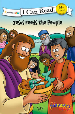 Jesus Feeds the People by Zondervan Publishing