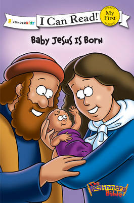 Baby Jesus is Born by Zondervan