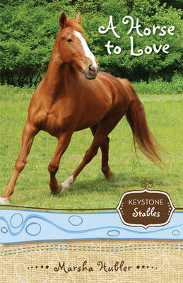A Horse to Love by Marsha Hubler