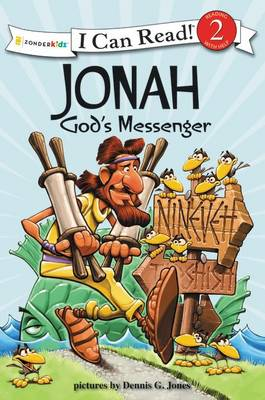 Jonah, God's Messenger Biblical Values by Dennis Jones
