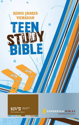King James Version Teen Study Bible by Dr. Lawrence O. Richards