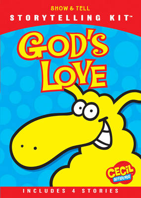 God's Love Storytelling Kit by Andrew McDonough