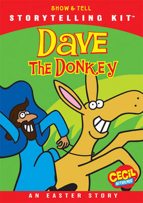 Dave the Donkey, an Easter Story Storytelling Kit by Andrew McDonough