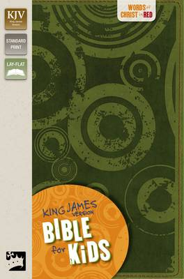 KJV, Bible for Kids by Zondervan Publishing